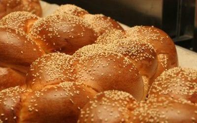 Challah Bakes